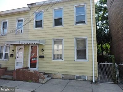 109 Rusling Street, Trenton, NJ 08611 - MLS#: 1004422015