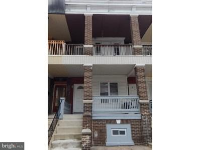 217 S Farragut Street UNIT 1ST FL, Philadelphia, PA 19139 - MLS#: 1004427353