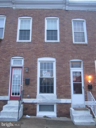 902 Dean Street S, Baltimore, MD 21224 - MLS#: 1004427511
