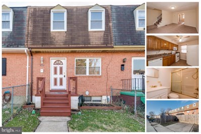 634 Kingston Road, Baltimore, MD 21220 - MLS#: 1004427643