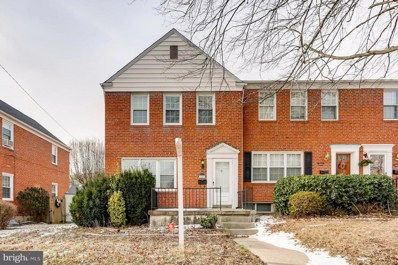1623 Glen Keith Boulevard, Towson, MD 21286 - MLS#: 1004427787