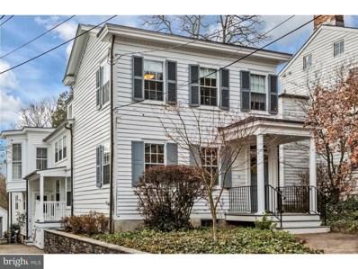 14 Edgehill Street, Princeton, NJ 08540 - MLS#: 1004430247
