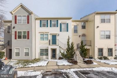 50 Sandstone Court UNIT F, Annapolis, MD 21403 - MLS#: 1004430445