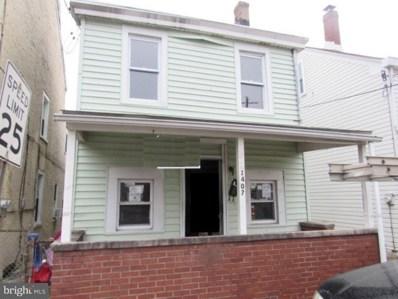 1407 E 12TH Street, Eddystone, PA 19022 - MLS#: 1004435195