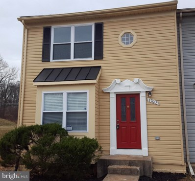1700 Countrywood Court, Landover, MD 20785 - MLS#: 1004435529