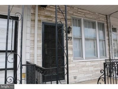 520 W Mahanoy Street, Mahanoy City, PA 17948 - MLS#: 1004435623