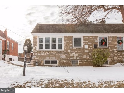 538 Glen Valley Drive, Norristown, PA 19401 - MLS#: 1004435627