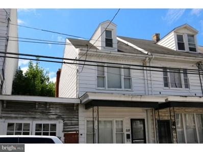 516 W Mahanoy Avenue, Mahanoy City, PA 17948 - MLS#: 1004435645