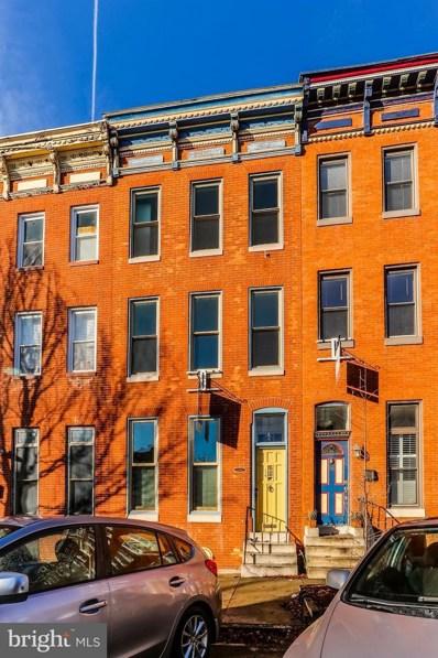 14 Chester Street N, Baltimore, MD 21231 - MLS#: 1004435913