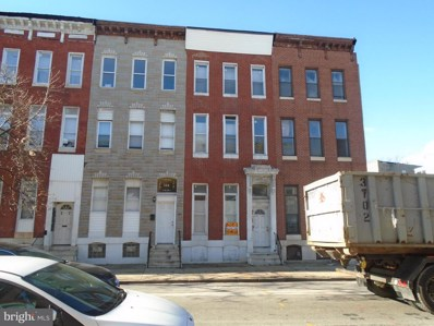 546 Fulton Avenue N, Baltimore, MD 21223 - MLS#: 1004436017