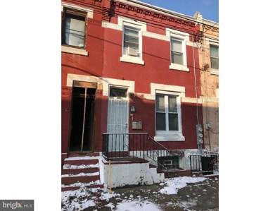 2124 N Woodstock Street, Philadelphia, PA 19121 - MLS#: 1004437243