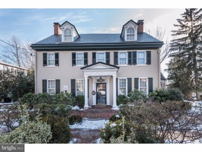 124 E Main Street, Moorestown, NJ 08057 - MLS#: 1004438703