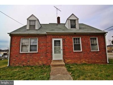 1320 E 13TH Street, Crum-lynne, PA 19022 - MLS#: 1004439013