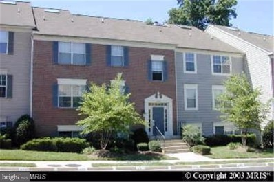 12016 Golf Ridge Court UNIT 102, Fairfax, VA 22033 - MLS#: 1004439567