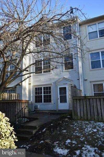 18029 Vintage River Terrace UNIT 160, Olney, MD 20832 - MLS#: 1004439961