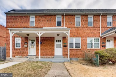 241 Endsleigh Avenue, Baltimore, MD 21220 - MLS#: 1004441587