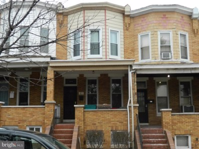 2834 Clifton Park Terrace, Baltimore, MD 21213 - MLS#: 1004442781