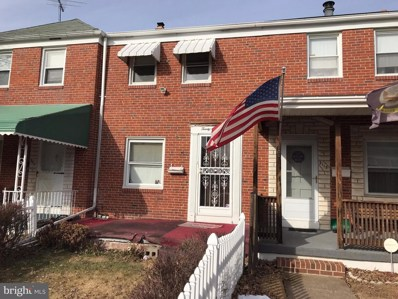 2113 Coralthorn Road, Baltimore, MD 21220 - MLS#: 1004443861