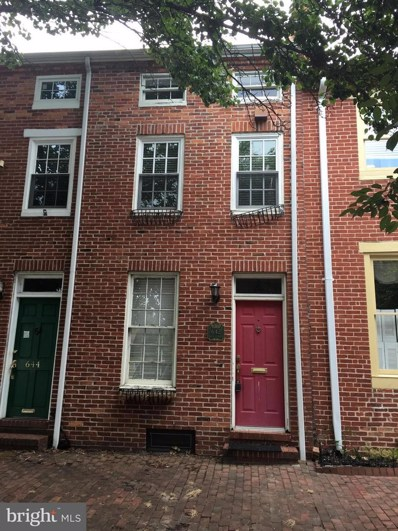 642 Conway Street, Baltimore, MD 21230 - MLS#: 1004444933