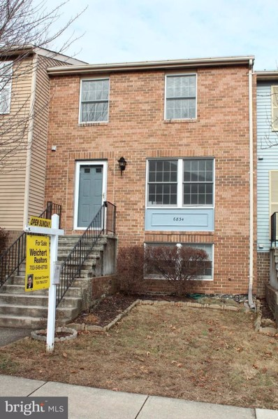 6834 Heatherway Court, Alexandria, VA 22315 - MLS#: 1004449169