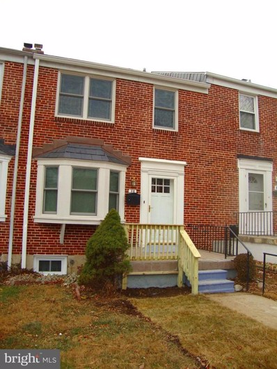 38 Shady Nook Avenue, Baltimore, MD 21228 - MLS#: 1004449225