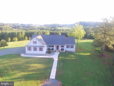 17372 Crookes Farm Road, Rixeyville, VA 22737 - MLS#: 1004449491