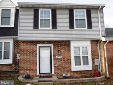 2812 Meredith Court, Abingdon, MD 21009 - MLS#: 1004450195