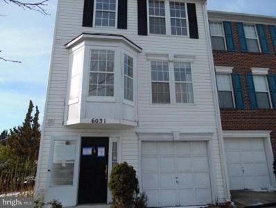 6031 Cedar Post Drive, District Heights, MD 20747 - MLS#: 1004450465