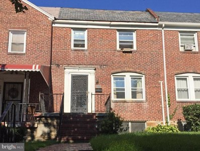 3310 Leighton Avenue, Baltimore, MD 21215 - MLS#: 1004450497