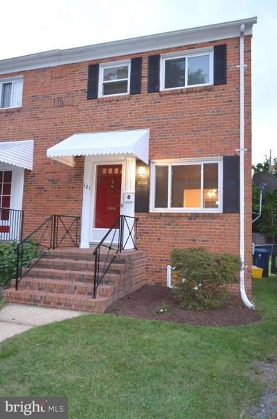 121 Glendale Avenue E, Alexandria, VA 22301 - MLS#: 1004451307