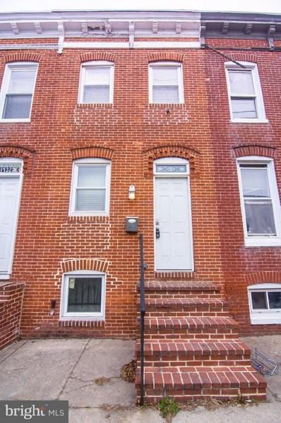 1430 Ward Street, Baltimore, MD 21230 - MLS#: 1004451661