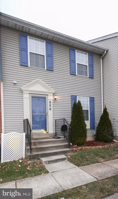 606 Ransom Court, Odenton, MD 21113 - MLS#: 1004452411