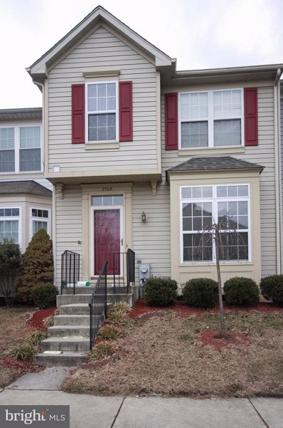 2508 Short Putt Court, Crofton, MD 21114 - MLS#: 1004452487