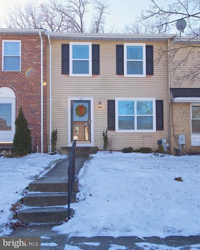 19 Derwood Court, Baltimore, MD 21234 - MLS#: 1004452683
