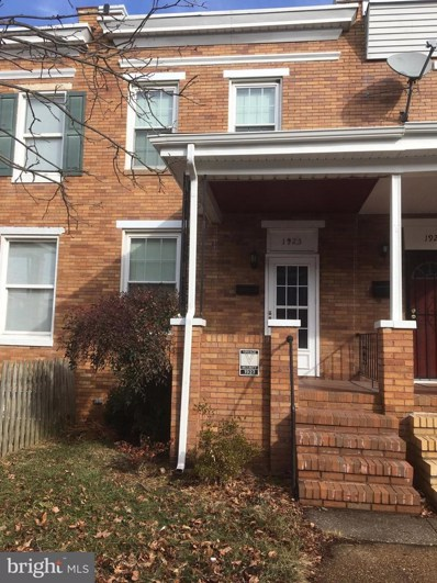 1923 Griffis Avenue, Baltimore, MD 21230 - MLS#: 1004454571