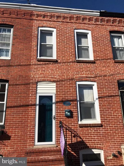 1418 Haubert Street, Baltimore, MD 21230 - MLS#: 1004461579