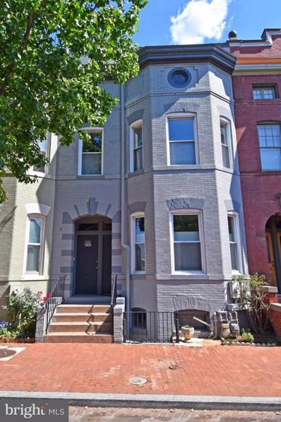217 Morgan Street NW, Washington, DC 20001 - MLS#: 1004462273