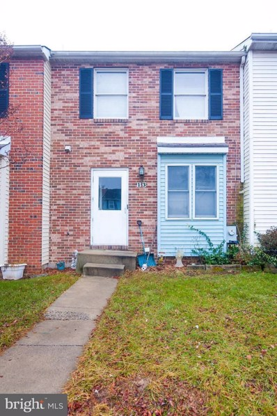 13 Chattuck Court, Middle River, MD 21220 - MLS#: 1004467629