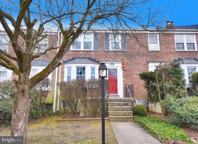 351 Old Trail Road, Baltimore, MD 21212 - MLS#: 1004472999