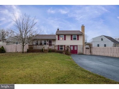 744 Nicholson Avenue, Douglassville, PA 19518 - MLS#: 1004473537