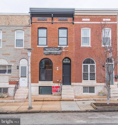 213 East Avenue S, Baltimore, MD 21224 - MLS#: 1004477965