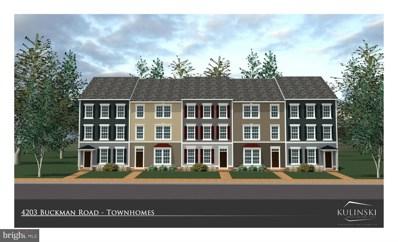 4203 Buckman Road, Alexandria, VA 22309 - MLS#: 1004484187