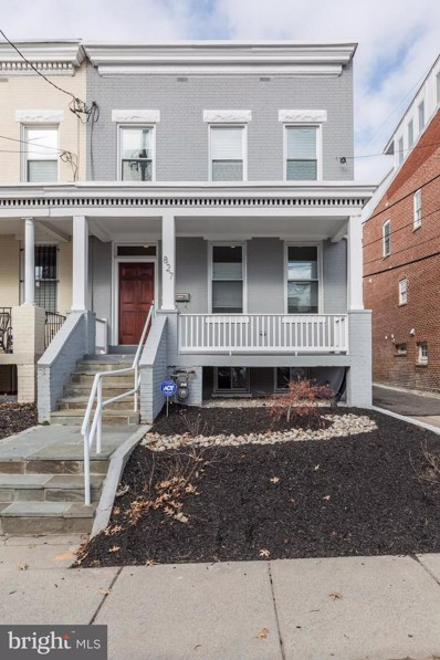 827 Randolph Street NW, Washington, DC 20011 - MLS#: 1004486201