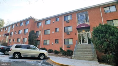 2838 Annandale Road UNIT 336, Falls Church, VA 22042 - MLS#: 1004504045