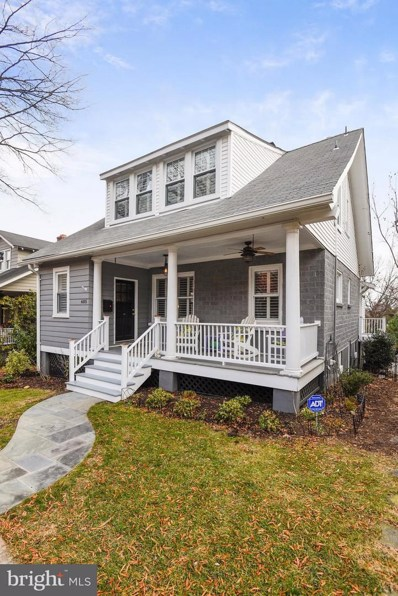 605 Johnston Place, Alexandria, VA 22301 - MLS#: 1004504141