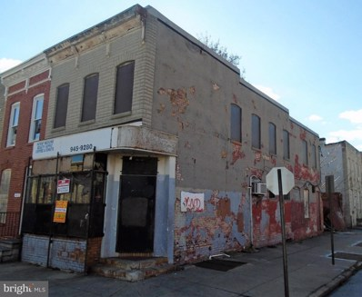 400 Payson Street S, Baltimore, MD 21223 - MLS#: 1004504271