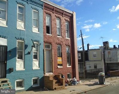 211 Harmison Street, Baltimore, MD 21223 - MLS#: 1004504313