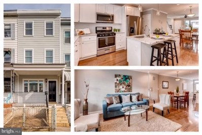 3511 Hickory Avenue, Baltimore, MD 21211 - MLS#: 1004504597