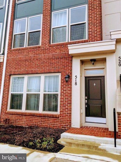 518 Copley Place UNIT 6-A, Gaithersburg, MD 20878 - MLS#: 1004505527