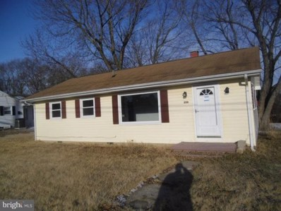 206 Lincoln Drive, Chestertown, MD 21620 - MLS#: 1004505687